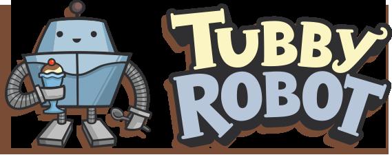 Tubby Robot Logo